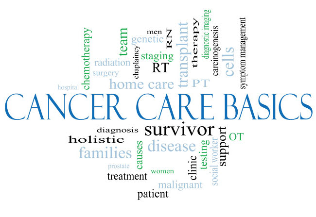 Cancer Care Basics Course Banner