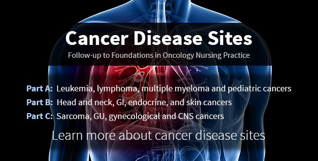 Cancer Disease Sites Information